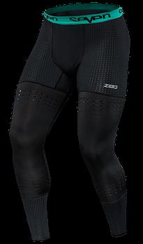 Компрессионные штаны Seven MX ZERO BLACK M