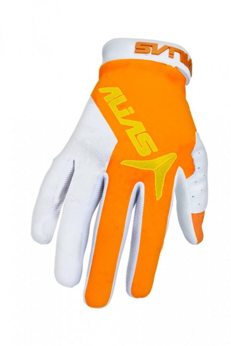 Перчатки ALIAS AKA GLOVE NEON ORANGE/NEON YELLOW M