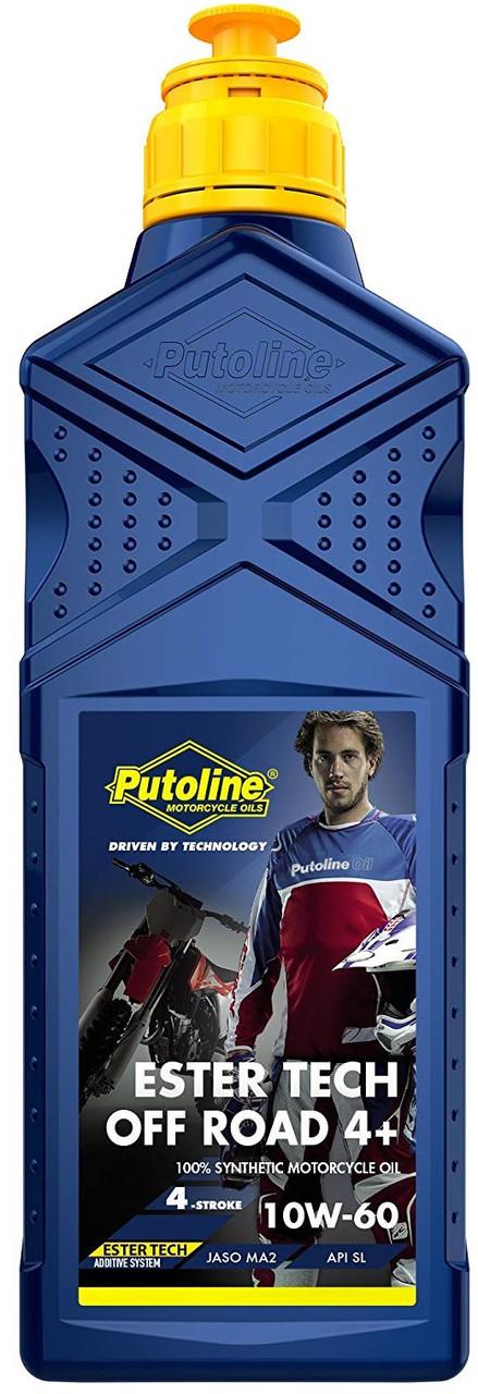Масло Putoline Ester Tech Off Road 10W-60 1л