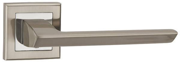 Ручка раздельная Punto (Пунто) BLADE QL SN/CP-3 матовый никель/хром, фото 2