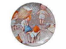 Тарелка декоративная Гапчинская Балованные 20 см 924-202 фарфоровая фарфор декор Gapchinska