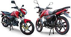 Мотоцикл SPARK SP125С-2c, 120 куб.см, двухместный дорожный