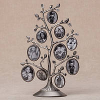Фоторамка настольнаяLefard Семейное дерево28 см 036C мультирамка фото коллаж рамка для фото