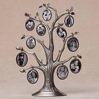 Фоторамка настольнаяLefard Семейное дерево31 см 002-11C мультирамка коллаж рамка для фото родовое