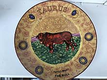 Тарелка декоративная Lefard знак зодиака Овен 20 см 86-344 настенная керамическая декор на стену