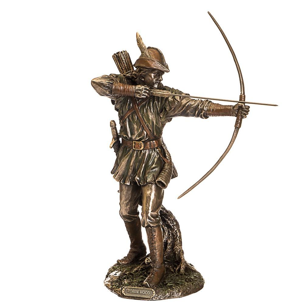 Статуэтка  Veronese Робин Гуд 28 см 77245A4 фигурка статуетка веронезе