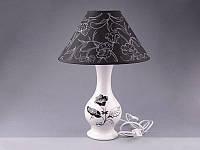 Светильник с абажуром Lefard 42 см 139-011-2 ночник лампа настольная