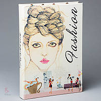 Книга-шкатулка Veronese Fashion 27х18х7 см 057UE книга шкатулка кэшбокс