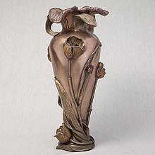 Ваза Veronese Тюльпани 31 см 10033