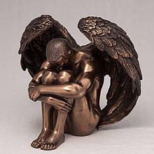 Статуэтка Veronese Ангел 13 см 76013 парень ню сидящий фигурка ангела веронезе верона