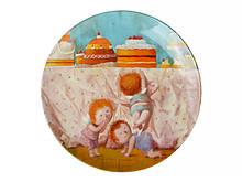 Тарелка декоративная Гапчинская Сладкая жизнь 20 см 924-203 фарфоровая фарфор декор Gapchinska