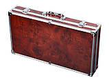 Набор для барбекю Lefard 18 предметов 236-010 приборы инструменты для барбекю в кейсе, фото 3