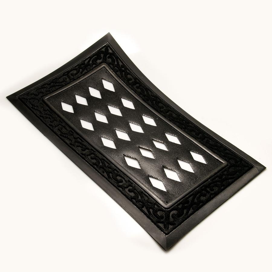 Резиновая основа под коврик 76х46 см 001WO придверной коврик в прихожую подложка для коврика