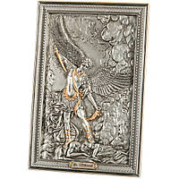 Панно настенное Veronese Архангел Михаил 23,5 см 77174AB картина веронезе ангел