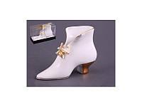 Салфетница Lefard Принцесса 15 см 55-2306 подставка для салфеток туфелька