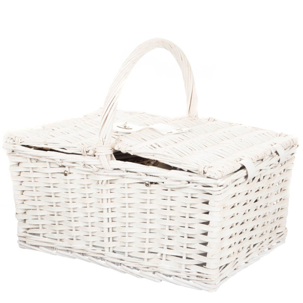 Корзина для пикника Lefard на 2 персоны 43х30х20 см 009PPN сумка для пикника с посудой лоза из лозы