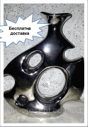 Декоративная ваза в стиле хай-тек