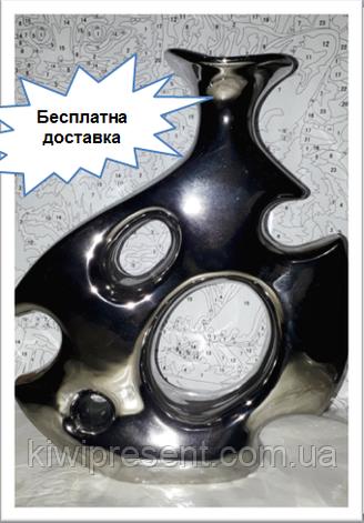 Декоративная ваза в стиле хай-тек , фото 2