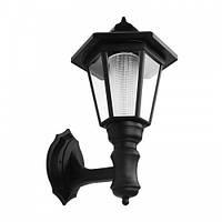 LED настенный садово-парковый светильник на солнечной батарее VARGO 1W (VS-701323)
