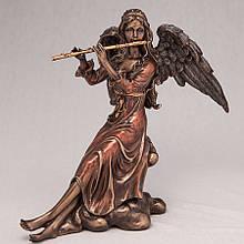 Статуэтка Veronese Ангел с флейтой 20см 70496 фигурка ангела веронезе верона