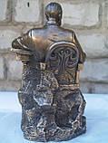Статуетка Veronese Петро Ілліч Чайковський 22 см 75643 фігурка веронезе музикант композитор, фото 3