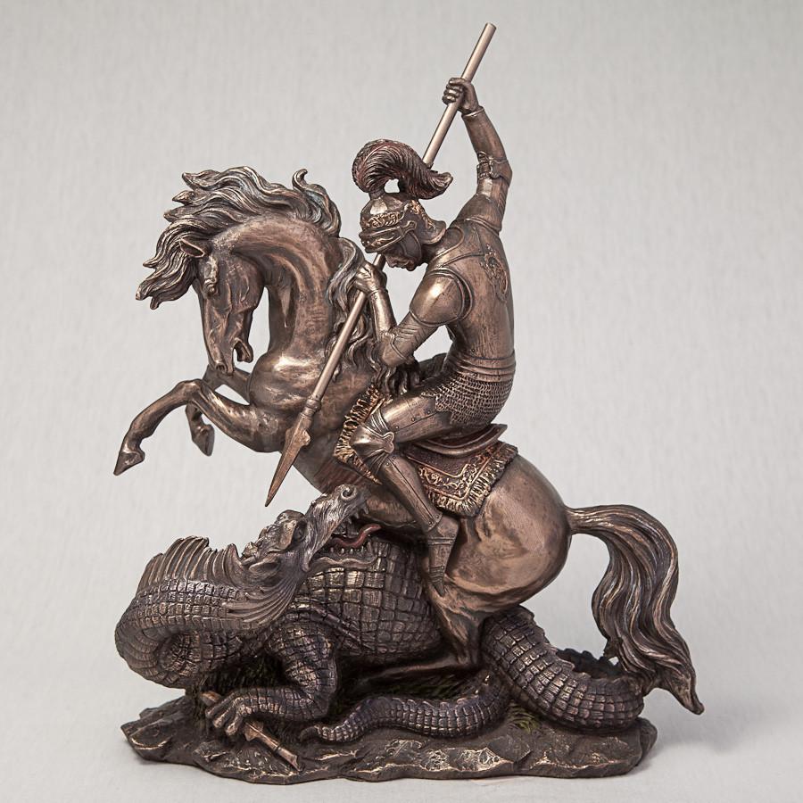 Статуэтка Veronese Георгий Победоносец 32 см 75180 фигурка статуетка веронезе