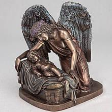 Статуэтка Veronese Шепот Ангела 15 см 74750 фигурка ангела веронезе верона