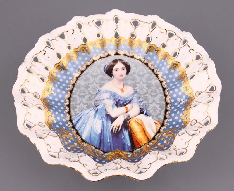 Фруктовница Lefard Елизавета 25 см 85-1143