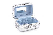 Шкатулка для украшений чемоданчик кейс для прикрас