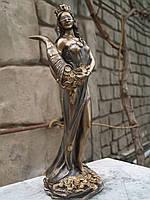 Статуэтка Veronese Фортуна 28 см 71833 фигурка статуетка веронезе с рогом изобилия с деньгами верона