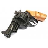 Револьвер под патрон Флобера ЛАТЭК Safari РФ-431М (Бук), фото 2