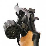 Револьвер под патрон Флобера ЛАТЭК Safari РФ-431М (Бук), фото 3