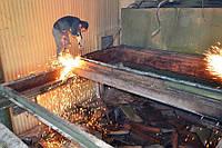 Закупаем металлопрокат б/у, производим демонтаж