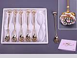 Набор чайных ложек Lefard 6 предметов 86-1222 чайные ложки, фото 3