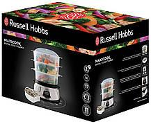 Пароварка RUSSELL HOBBS MaxiCook 23560-56, б/у, фото 3
