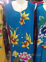 Літні сукні штапельні