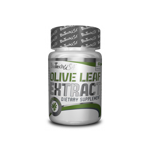 Olive Leaf Extract (60 caps) BioTech