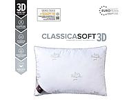 Подушка 50х70см, 3D Classica Soft трехкамерная
