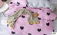 """Комплект постельного белья """"Gold"""" семейный размер"""