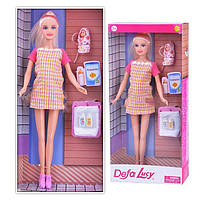 Кукла беременная с аксессуарами ТМ Defa арт. 8357