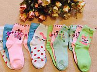 Цветные детские носки
