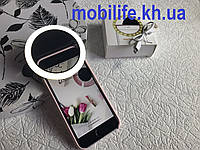 Selfie Ring Светодиодное кольцо для селфи/3 режима/