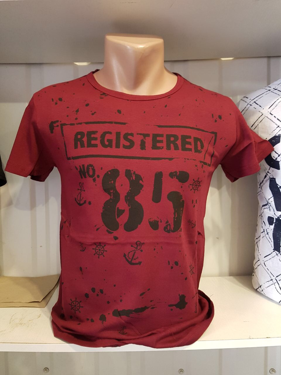 Молодежная футболка Турция цветная