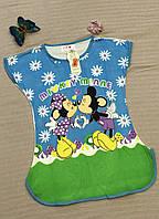 Ночнушка детская для девочек 2-6 лет, фото 1