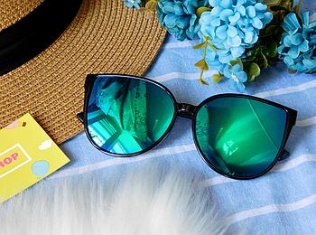 Солнцезащитные очки Green Rise