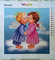Волшебный поцелуй. Схема для вышивки бисером Арт Лар