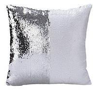 Печать на подушках-хамелеон 40х40 см