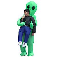 Надувной игрушечный костюм Carnival Party Необычный ET Aliens Одежда для взрослых Бесплатная доставка - 1TopShop