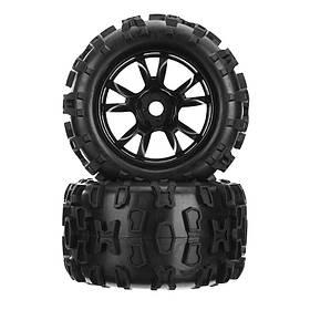 DHK Maximus 8382-704 Колесо обода шины для колес 1/8, клееное покрытие 2PCS RC Авто-1TopShop