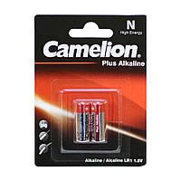 Батарейки LR1 (N/910A) Camelion Plus Alkaline (2шт.)